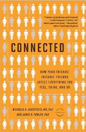 """Connected"" book cover"