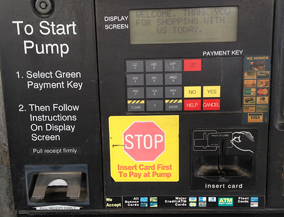 What Does A Card Skimmer Look Like Car Wash